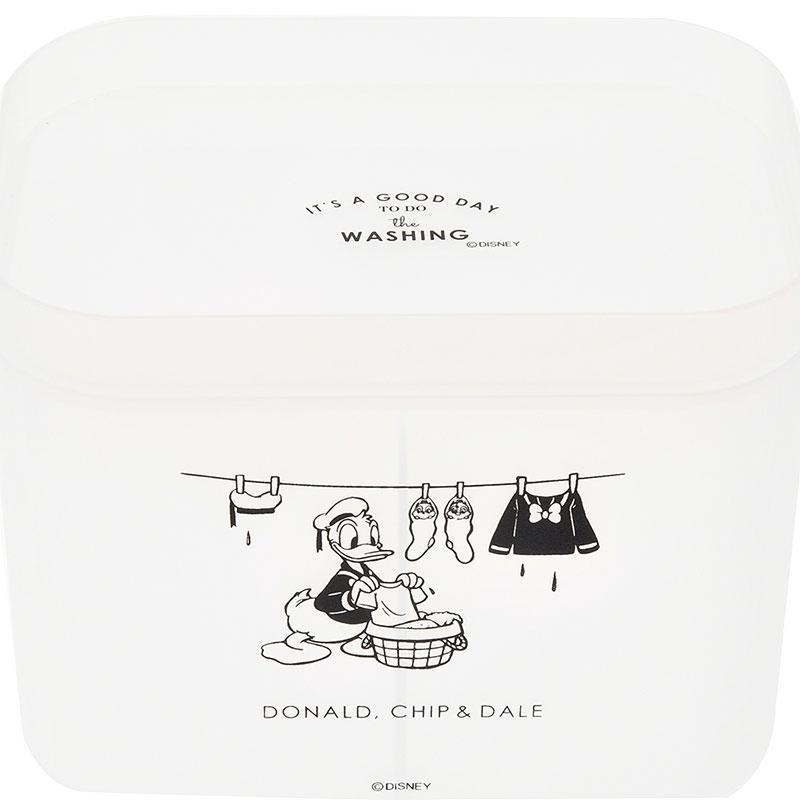 ドナルド、チップ&デール ケース(S) Laundry&Bath