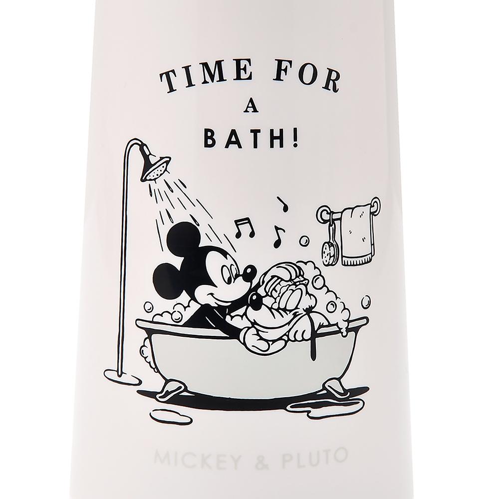 ミッキー&プルート ソープディスペンサー 泡タイプ Laundry&Bath