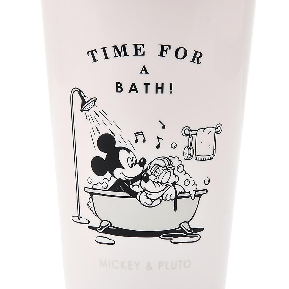 ミッキー&プルート コップ Laundry&Bath