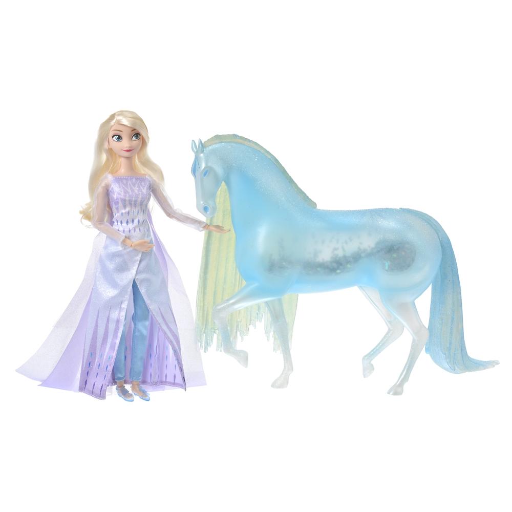 エルサ&ノック ドール クイーンルック アナと雪の女王2