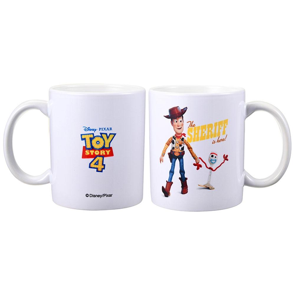 マグカップ Disney store Lifestyle Gallery ウッディ&フォーキー