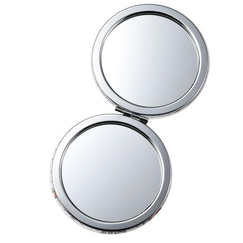 プーさん&ピグレット ハンドミラー・手鏡 ナチュラル