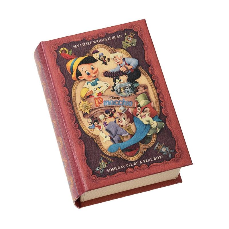 ピノキオ ピンバッジ Pinocchio 80th