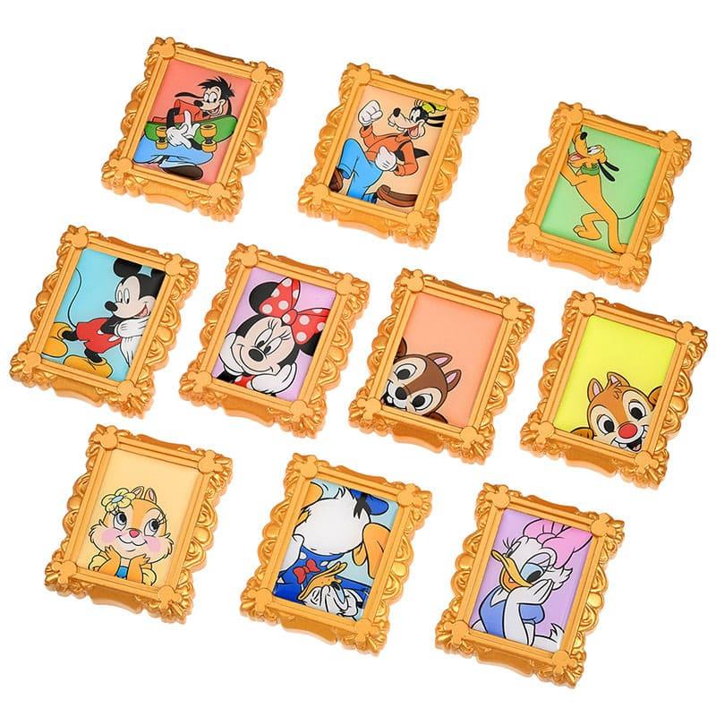 ミッキー&フレンズ シークレットマグネット フレーム