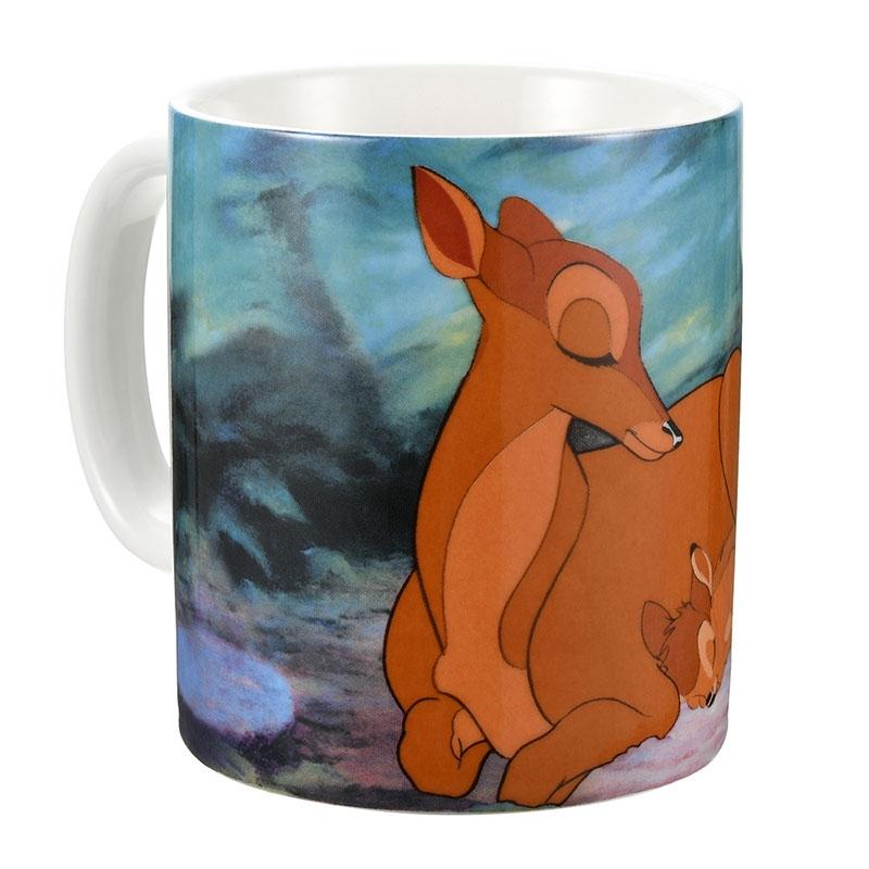 バンビ&バンビのお母さん マグカップ Sleep Day