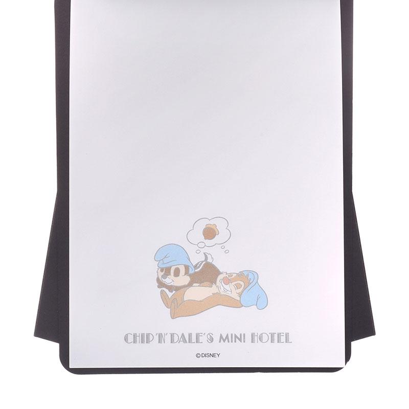 チップ&デール メモ帳 Chip&Dale Mini Hotel