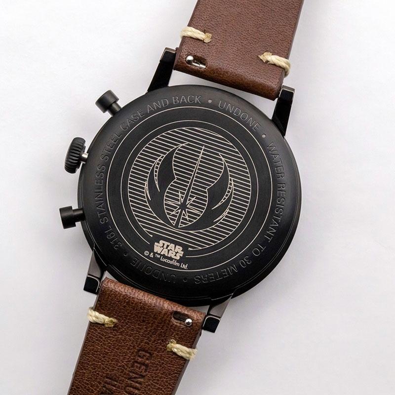 【UNDONE】ヨーダ 腕時計・ウォッチ スター・ウォーズ