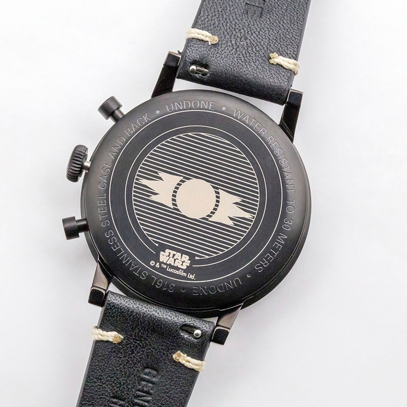 【UNDONE】ダース・モール 腕時計・ウォッチ スター・ウォーズ