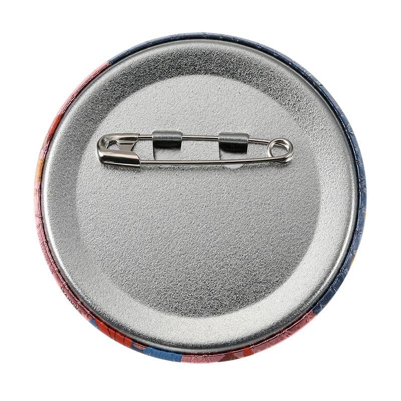 マーベル キャプテン・マーベル&グース 缶バッジ グリヒル