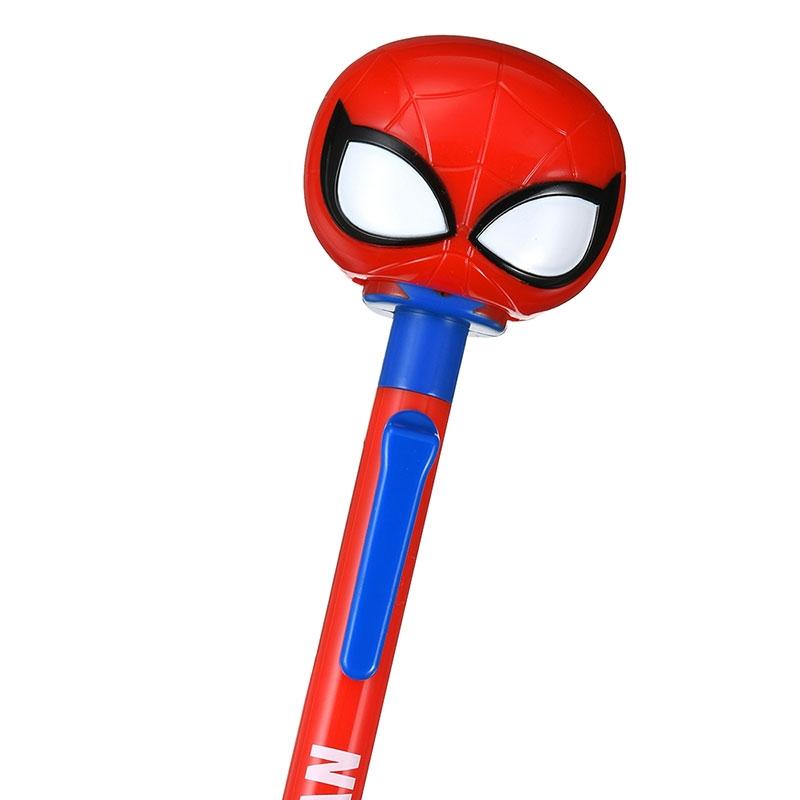 マーベル スパイダーマン ボールペン ぴょこっ