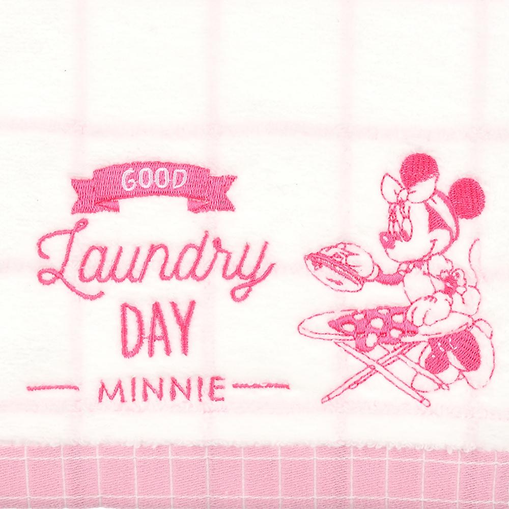 ミニー フェイスタオル Laundry&Bath