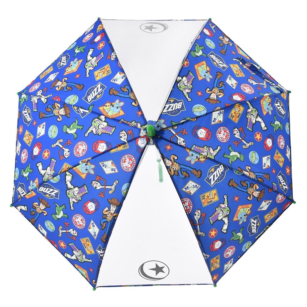 トイ・ストーリー4 キッズ用傘 リフレクター Rain