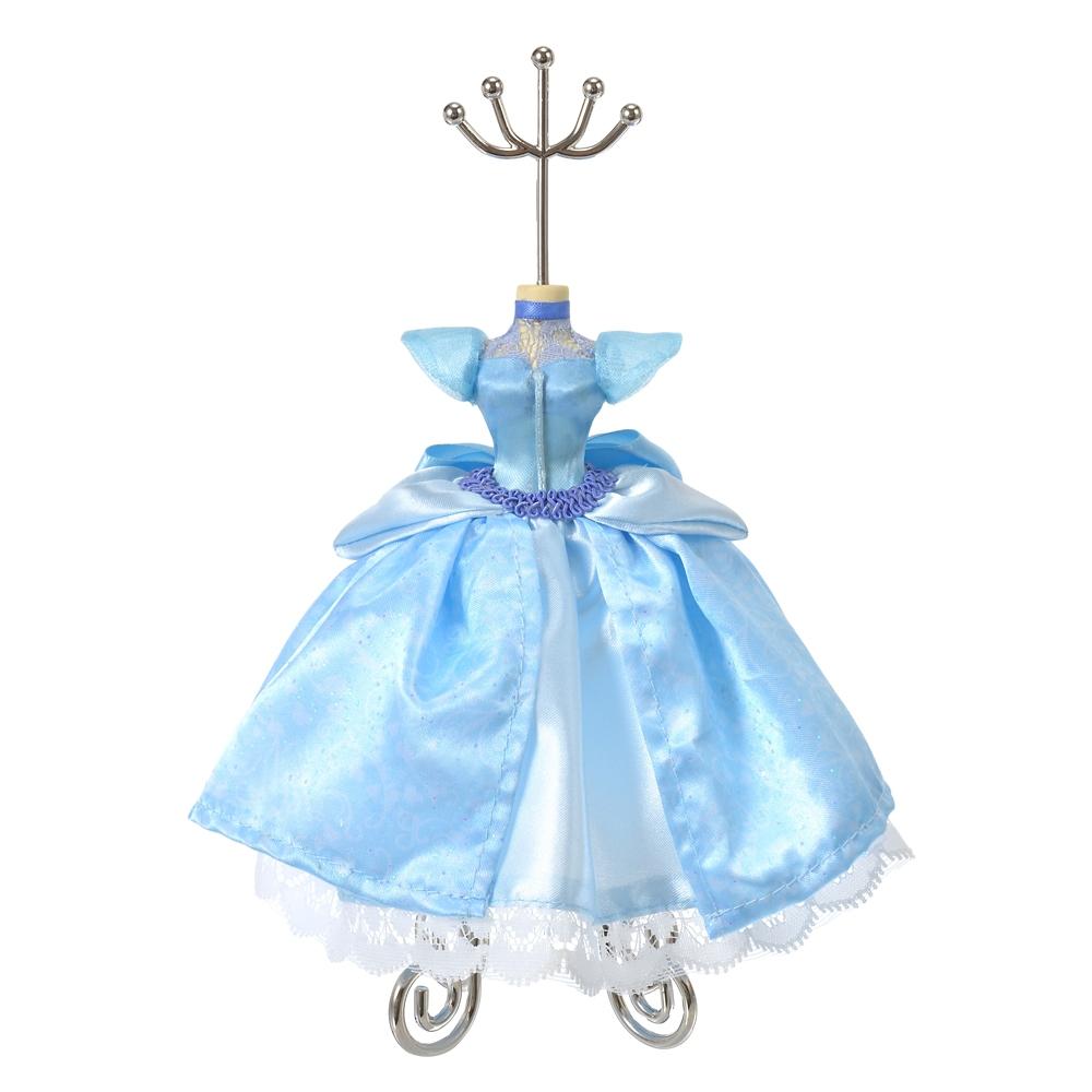 シンデレラ アクセサリースタンド ドレス Princess Room Decoration