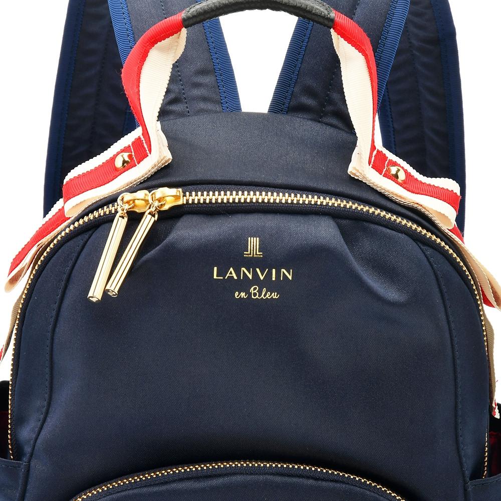 【LANVIN en Bleu】マリー おしゃれキャット リュックサック・バックパック THE ARISTOCATS 50 YEARS