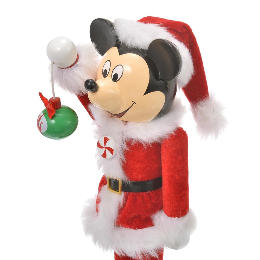 ミッキー フィギュア くるみ割り人形風 Disney Christmas 2020