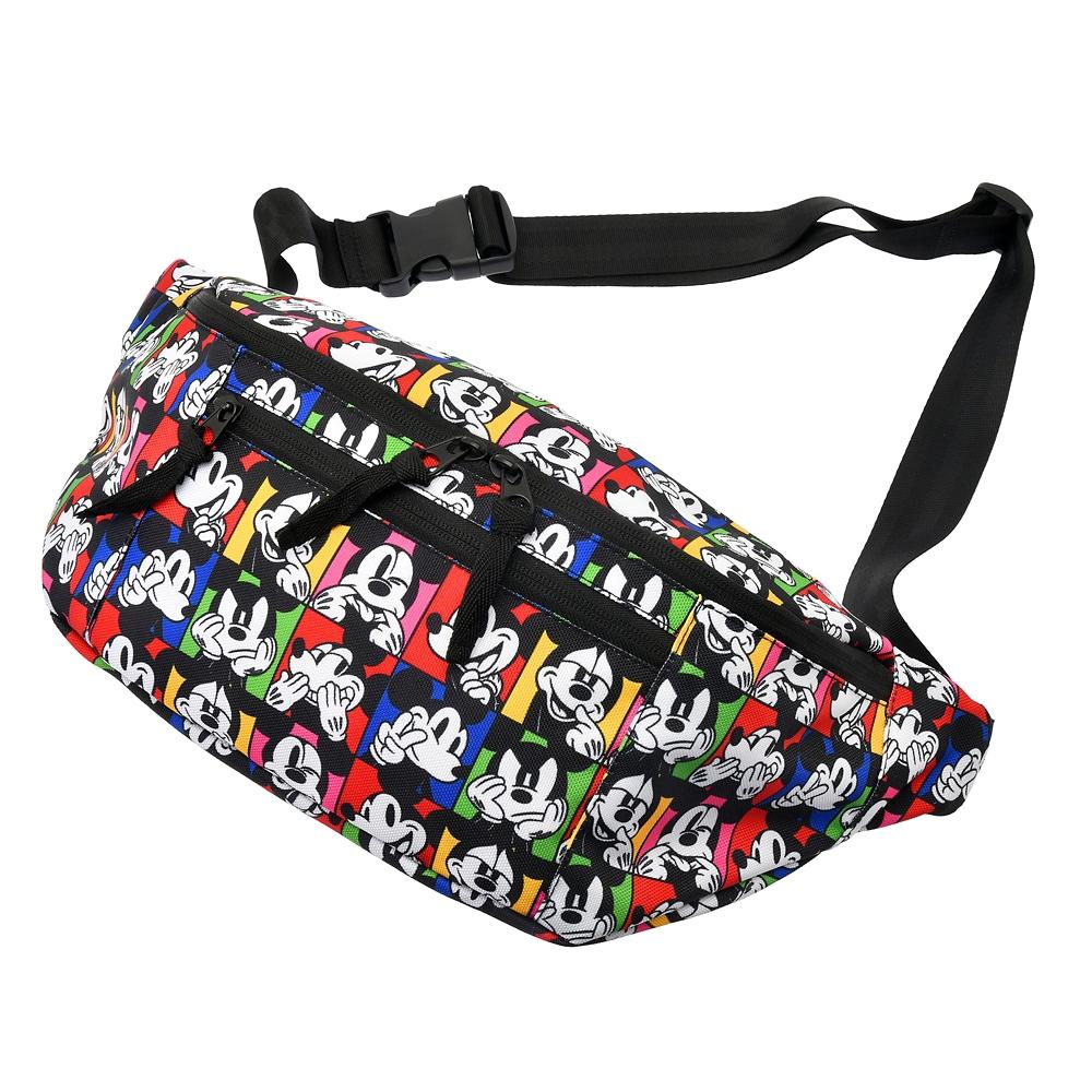 ミッキー ボディバッグ・ウエストポーチ Colorful Mickey & Co.