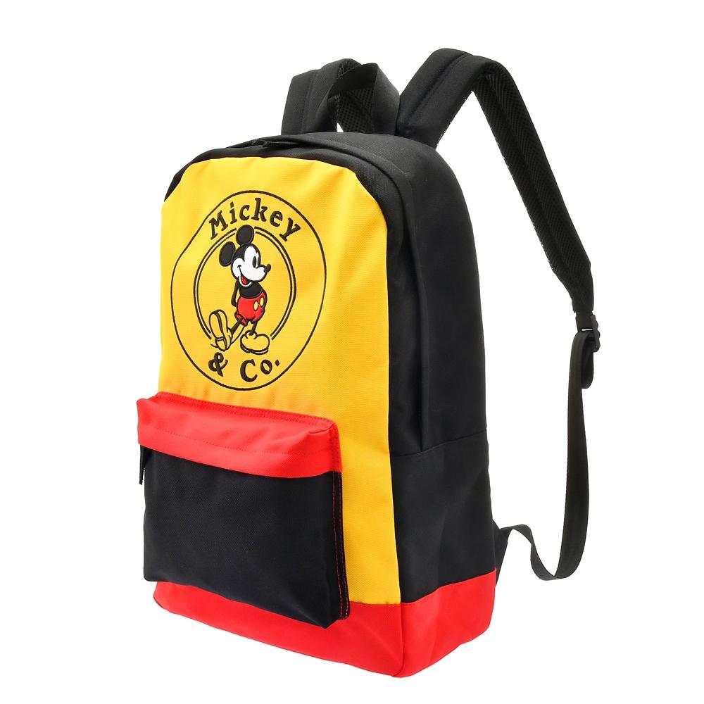 ミッキー リュックサック・バックパック Colorful Mickey & Co.