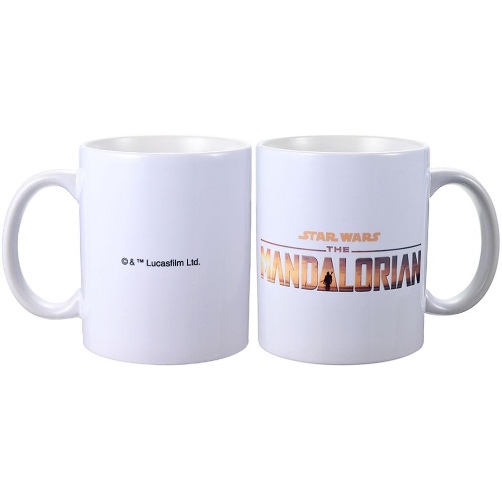 【D-Made】マグカップ 『マンダロリアン』ロゴ