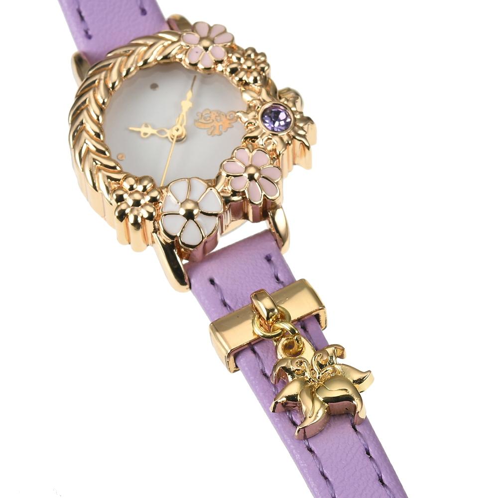 塔の上のラプンツェル 腕時計・ウォッチ Disney Tangled 10 Years
