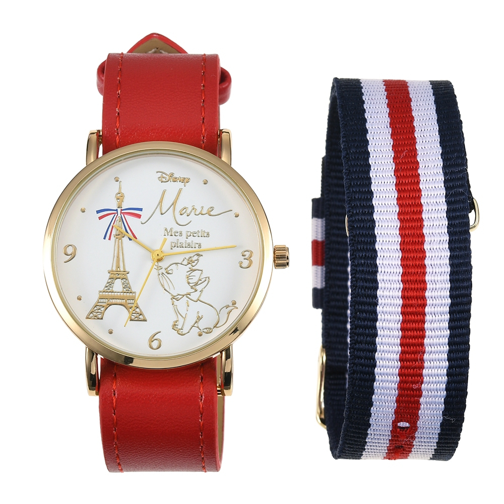 マリー おしゃれキャット 腕時計・ウォッチ THE ARISTOCATS 50 YEARS