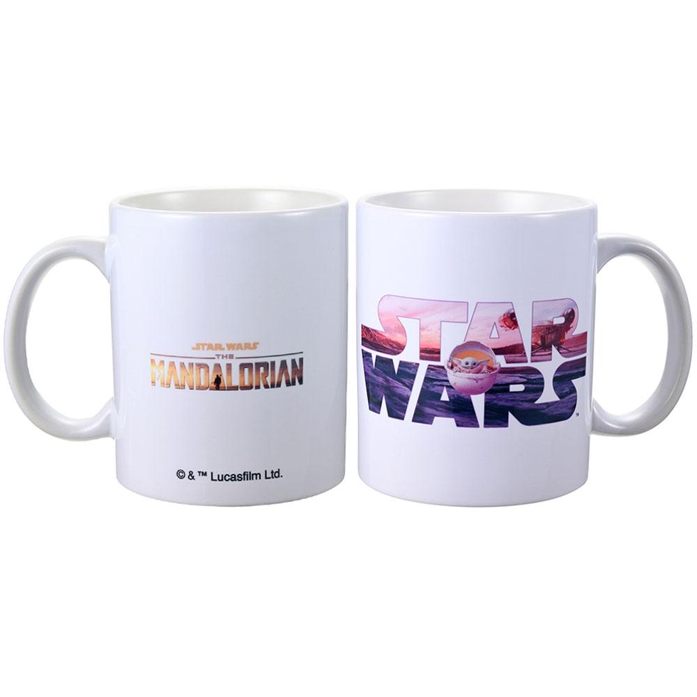 【D-Made】マグカップ STARWARSロゴ