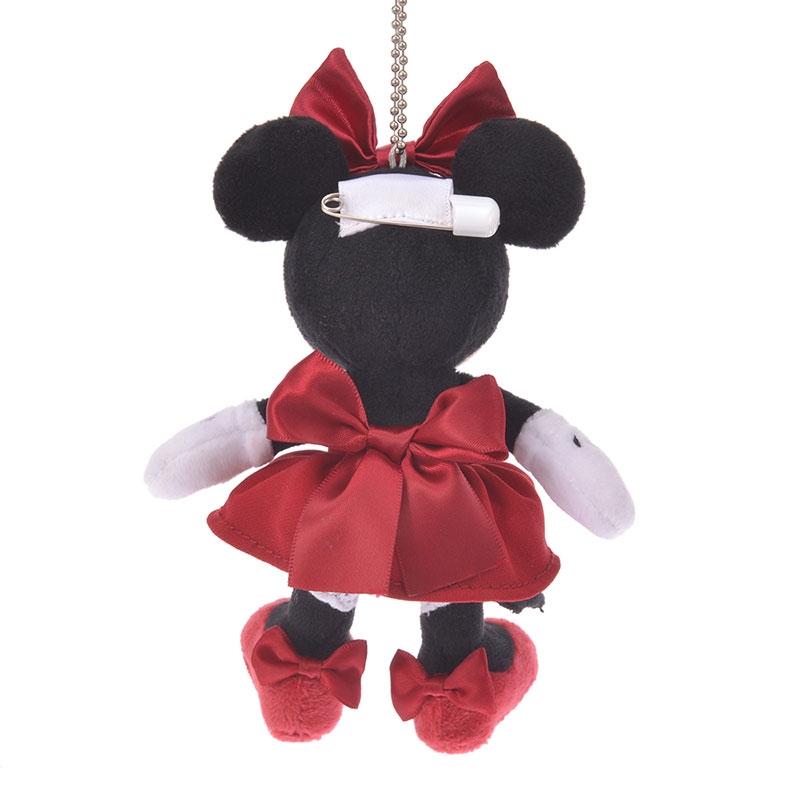 ミニー ぬいぐるみキーホルダー・キーチェーン Minnie Day 2020