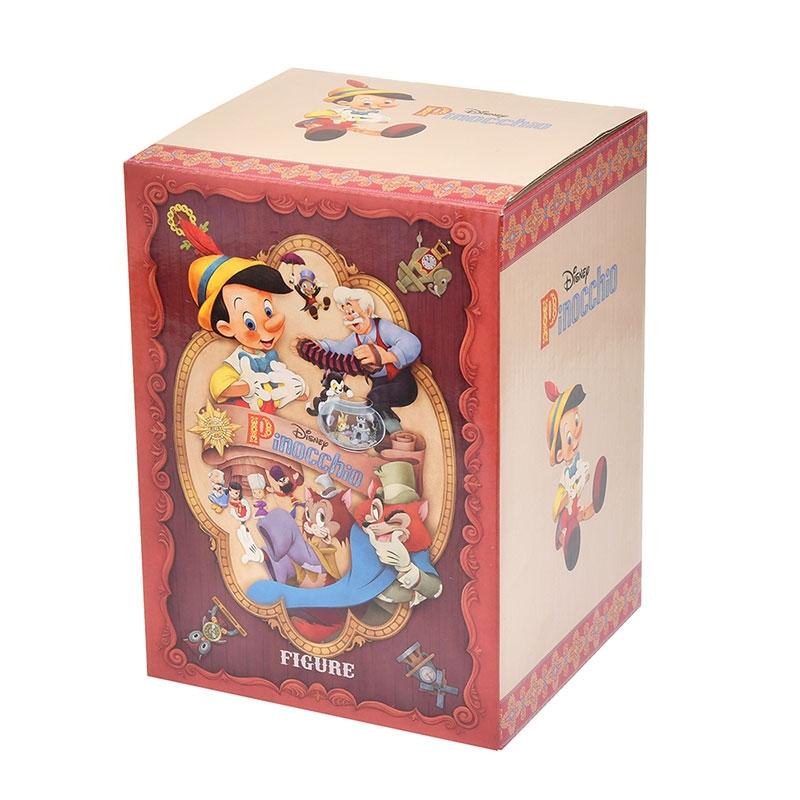 ピノキオ&ジミニー・クリケット フィギュア Pinocchio 80th