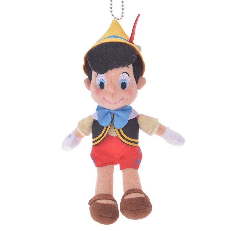 ピノキオ ぬいぐるみキーホルダー・キーチェーン
