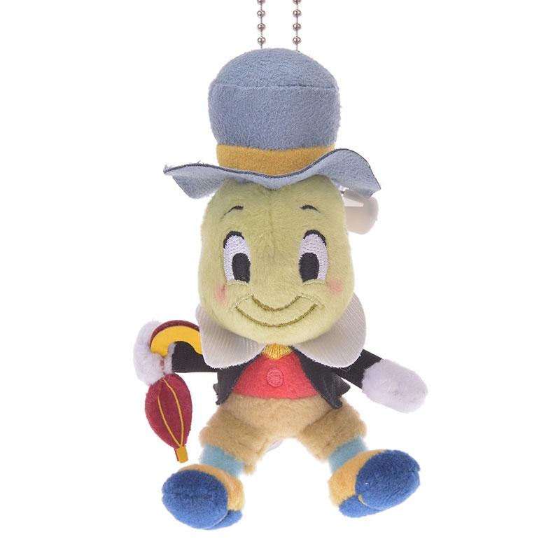 ジミニー・クリケット ぬいぐるみキーホルダー・キーチェーン