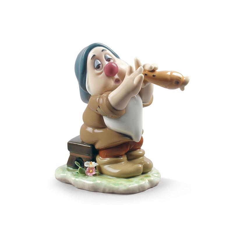 【リヤドロ】ねぼすけ フィギュア 白雪姫