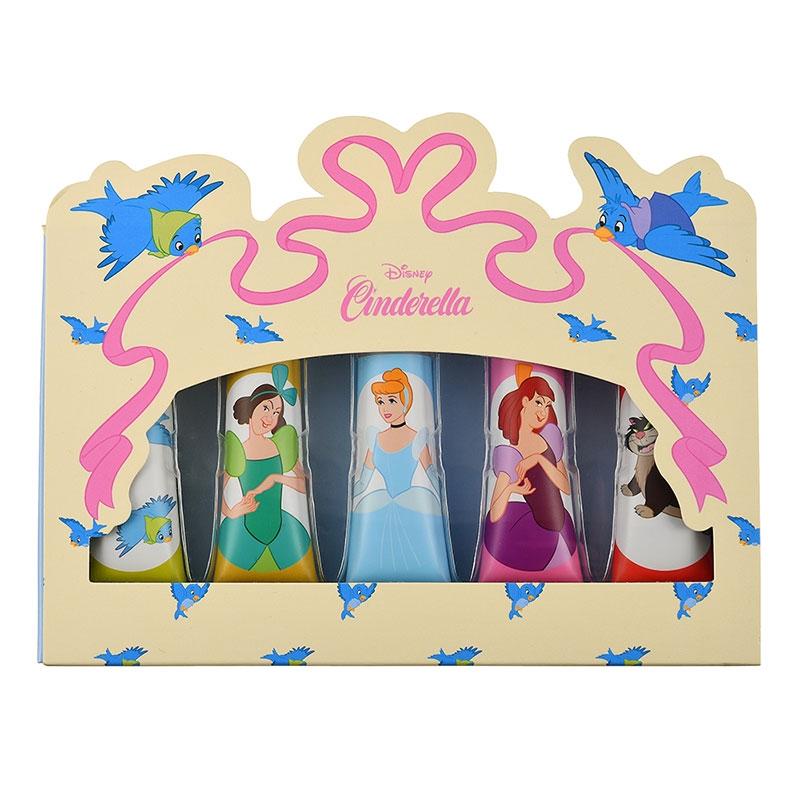 シンデレラ ハンドクリーム セット Cinderella 70th