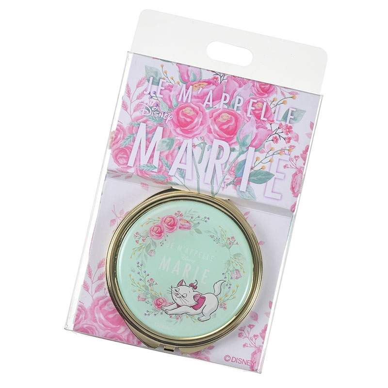 マリー おしゃれキャット ハンドミラー・手鏡 巾着付き Cat Day 2020