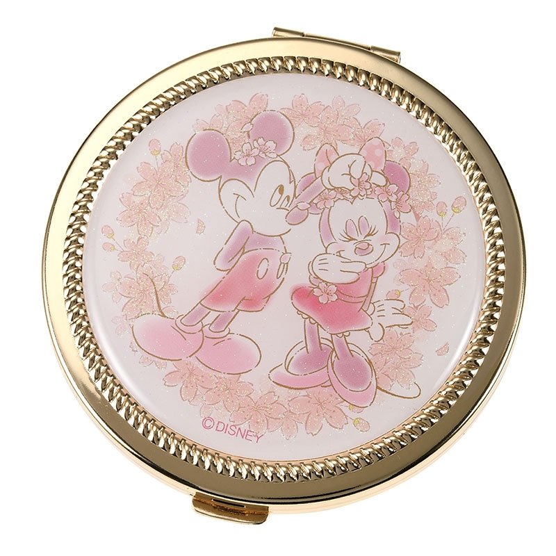 ミッキー&ミニー ハンドミラー・手鏡 Sakura 2020