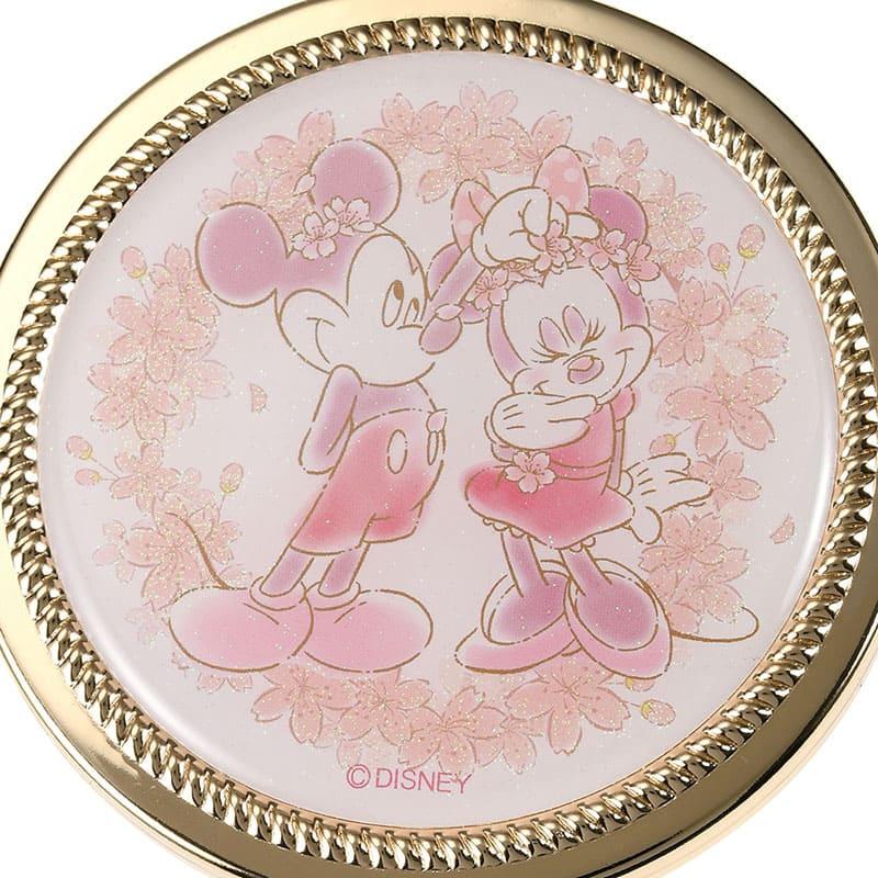 ミッキー&ミニー ハンドミラー・手鏡 Sakura