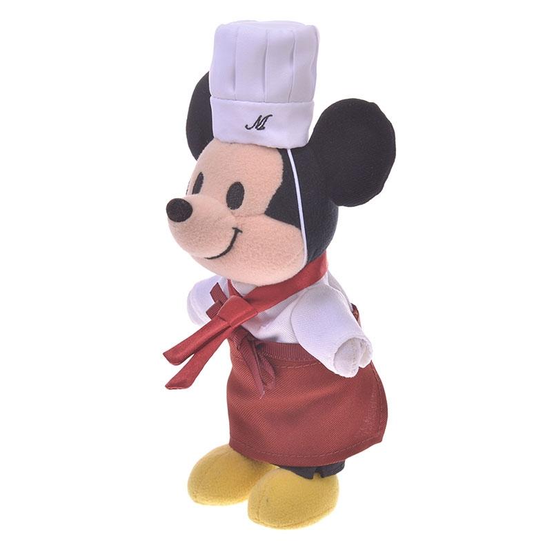 nuiMOs ぬいぐるみ専用コスチューム パティシエ風コーデセット ボーイ Patissier Mickey