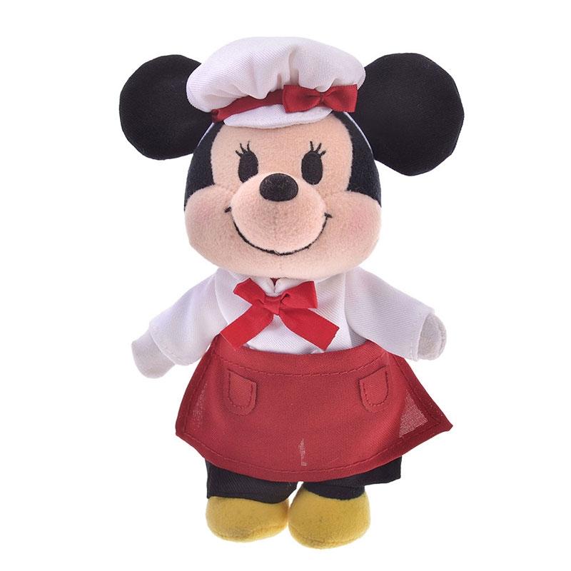 nuiMOs ぬいぐるみ専用コスチューム パティシエ風コーデセット ガール Patissier Mickey
