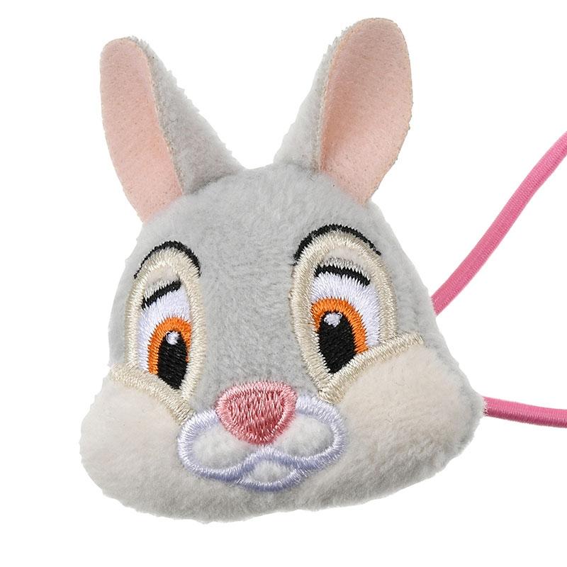 とんすけ ヘアポニー ぬいぐるみ風 Easter