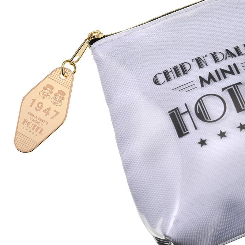 【アウトレット】チップ&デール 筆箱・ペンケース ミニホテル