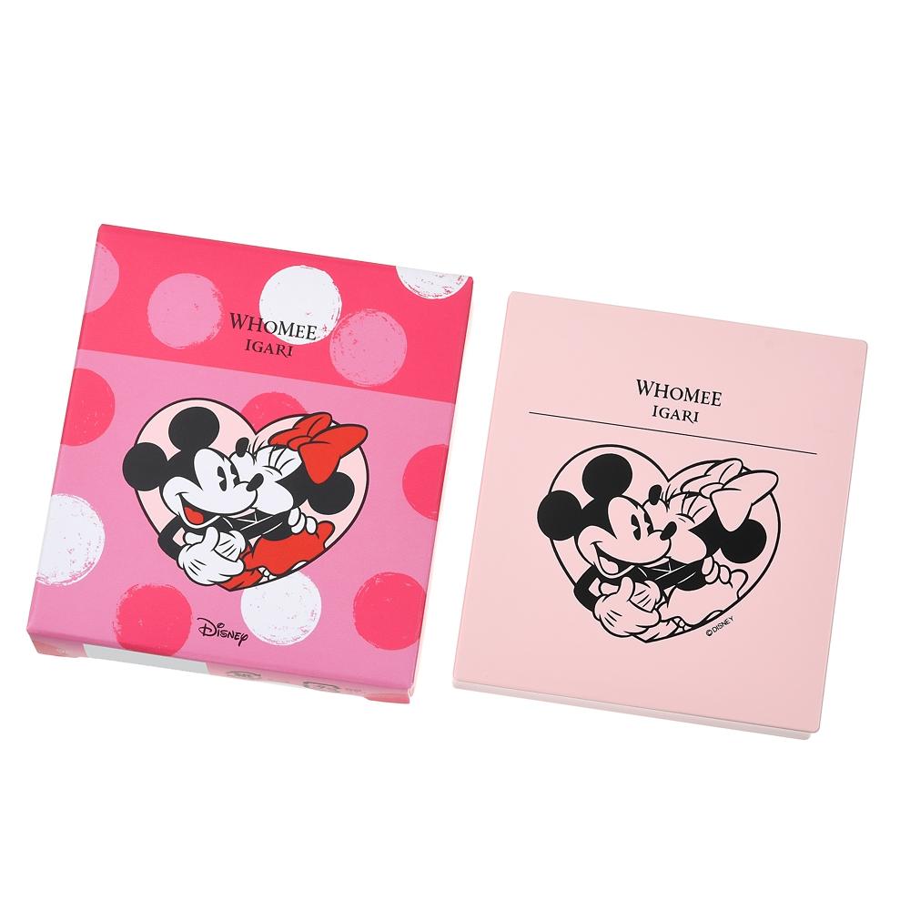 【WHOMEE】ミッキー&ミニー アイシャドウ center pink パレット