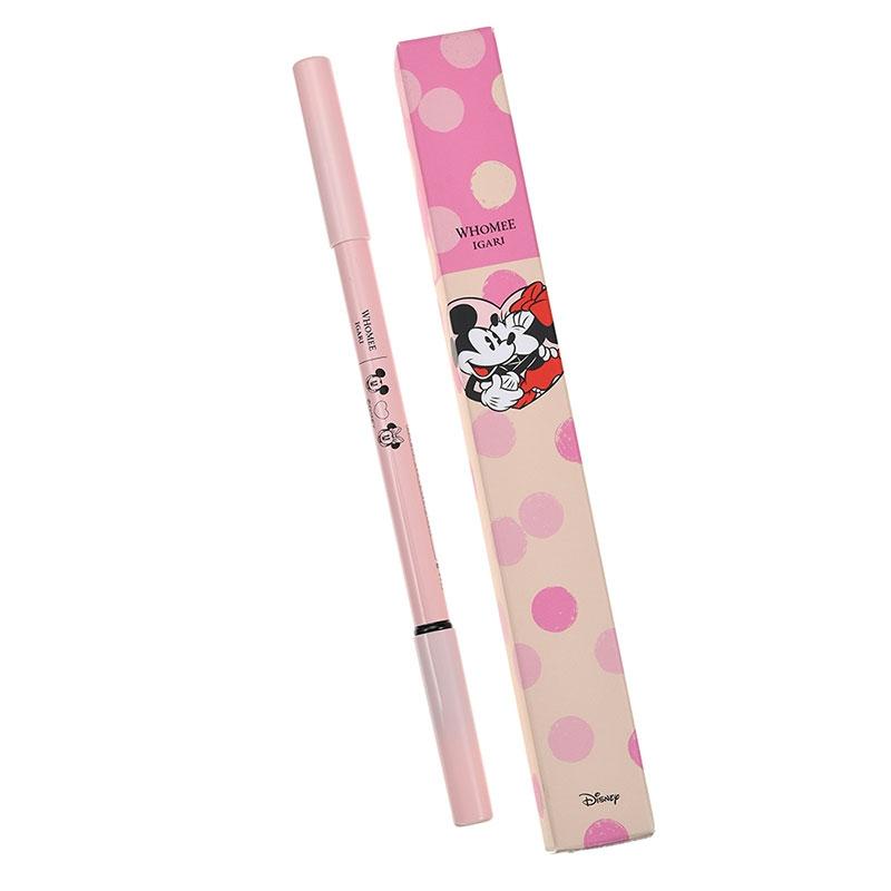 【WHOMEE】ディズニーストア限定 ミッキー&ミニー マルチペンシルアイライナー shell pink