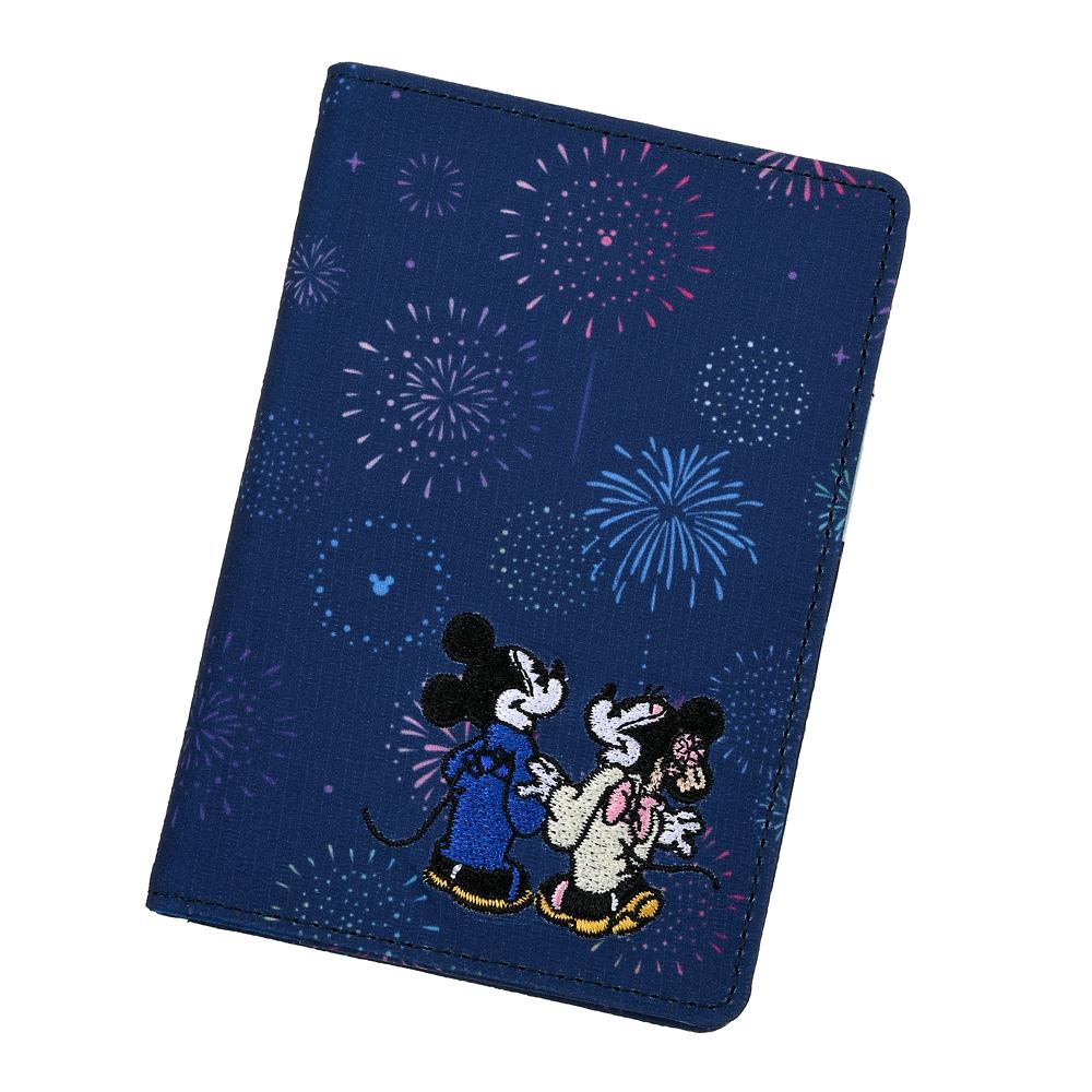 ミッキー&ミニー パスポートカバー Japan Culture