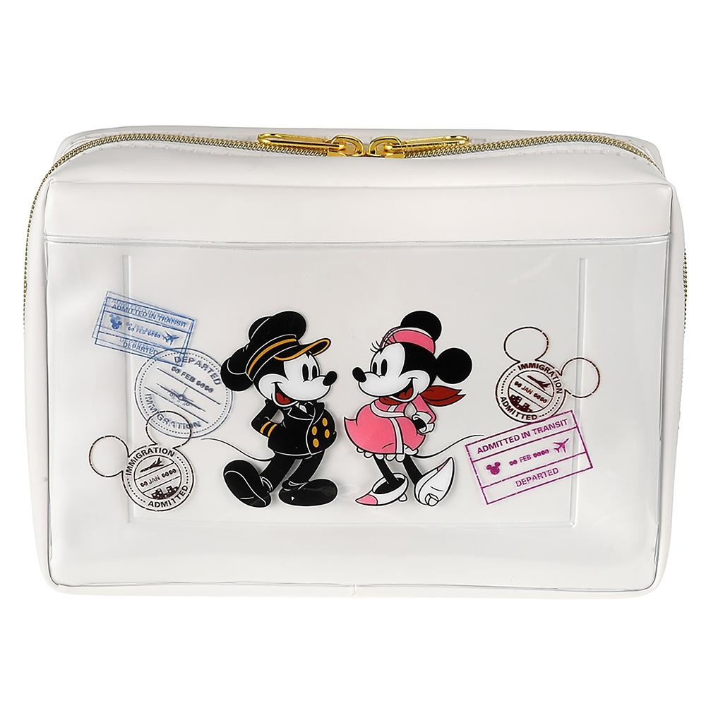 ミッキー&ミニー ボトルセット Travel with Mickey