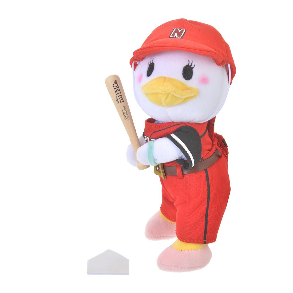 nuiMOs ぬいぐるみ専用アクセサリー スポーツセット 野球