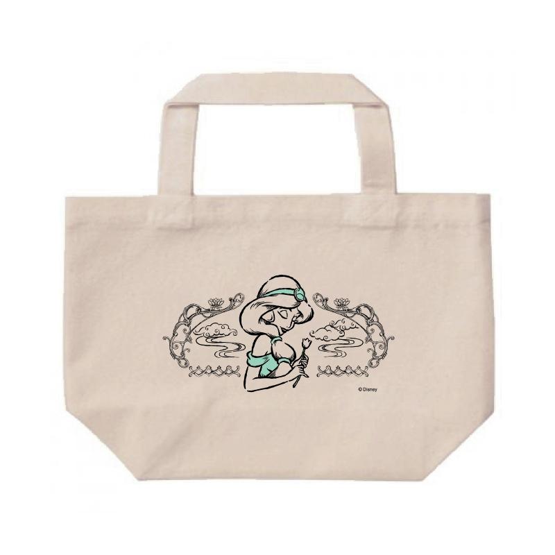 【D-Made】ミニトートバッグ ジャスミン