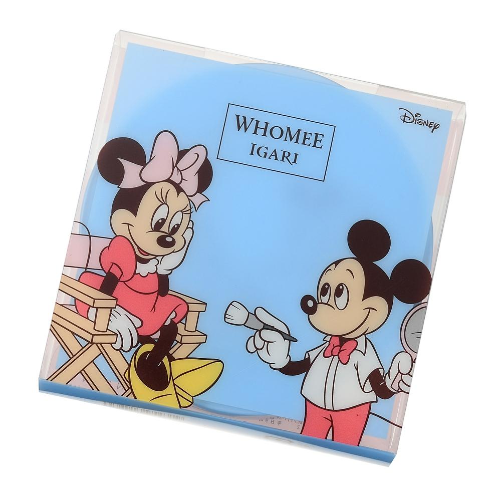 【WHOMEE】ミッキー&ミニー おでかけUVパウダー Make Up