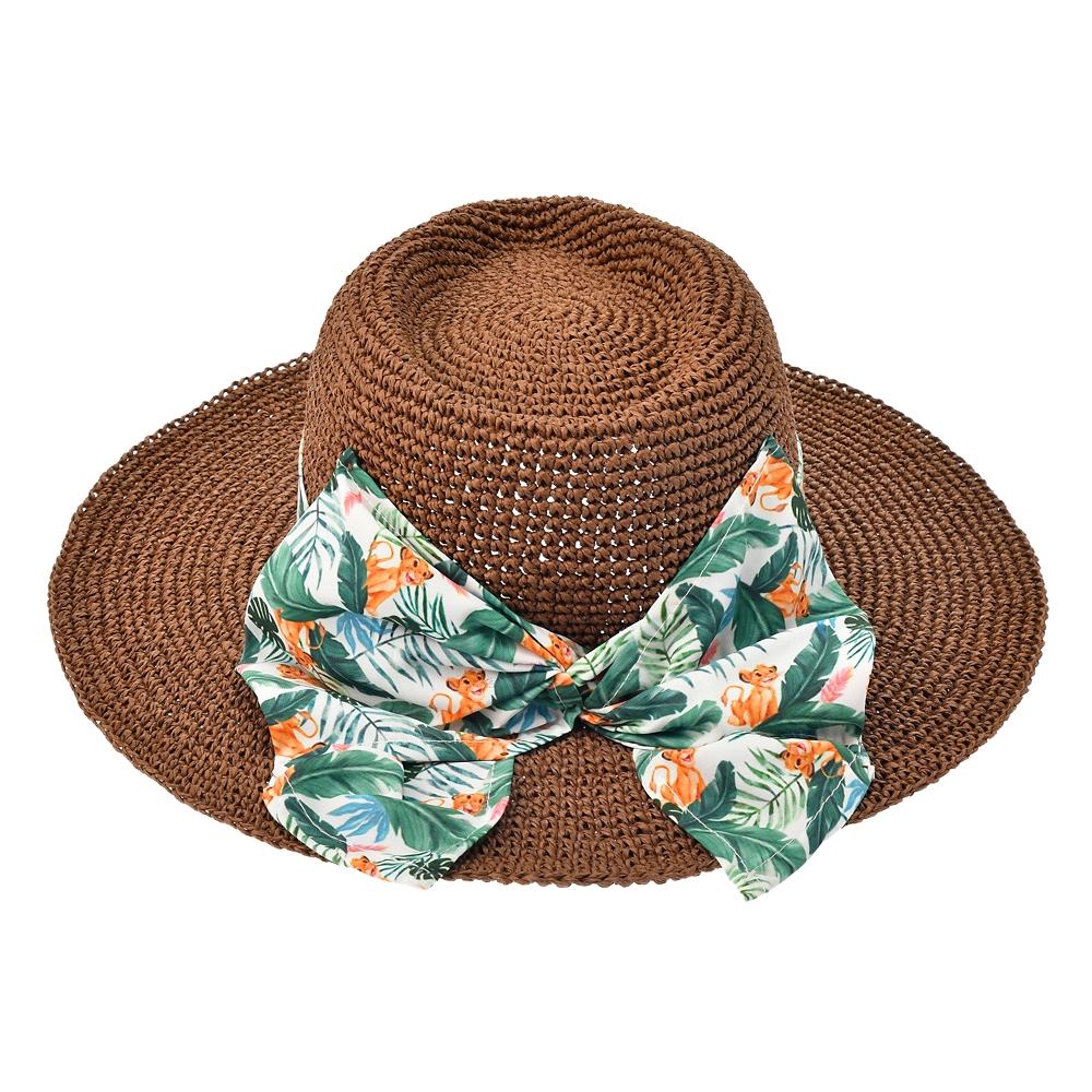 シンバ 帽子・ハット Summer Resort
