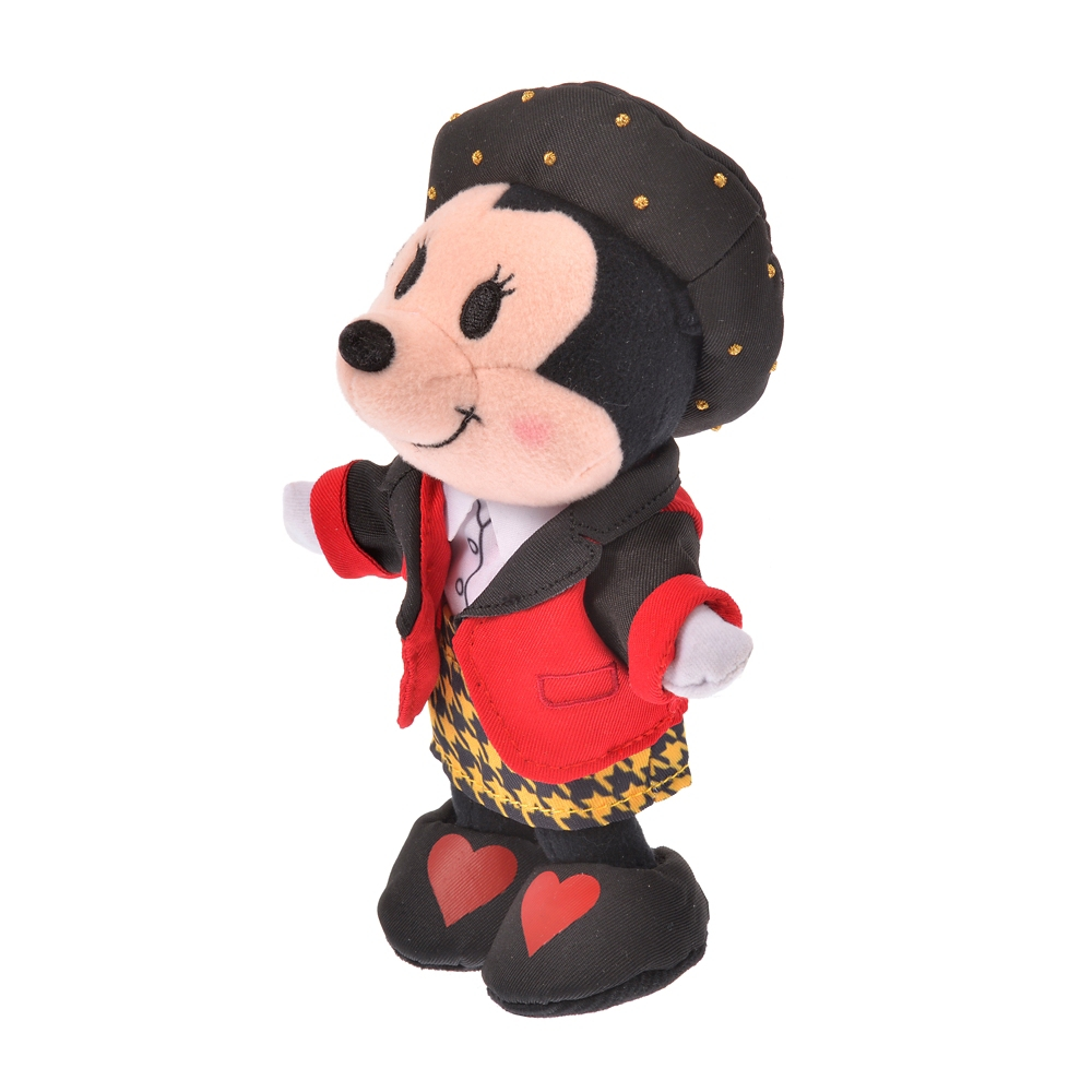 nuiMOs ぬいぐるみ専用コスチューム ジャケットセット ハートの女王風