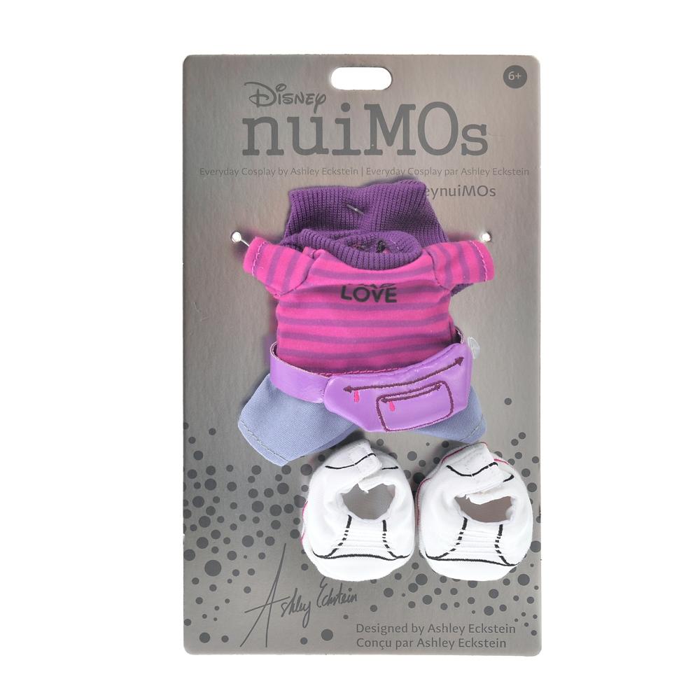 nuiMOs ぬいぐるみ専用コスチューム Tシャツセット チェシャ猫風