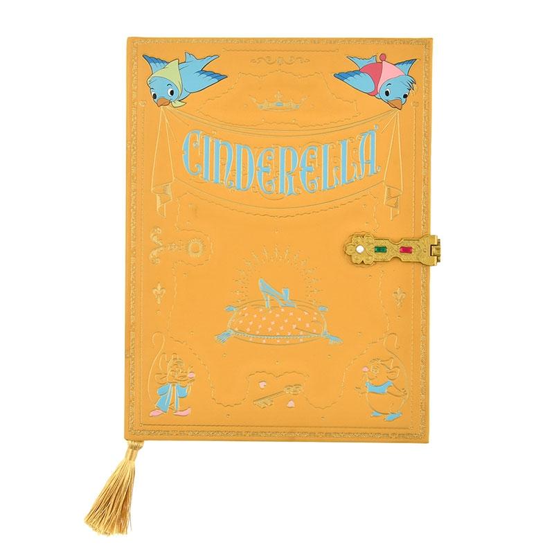 シンデレラ ノートブック Walt Disney Archives Collection
