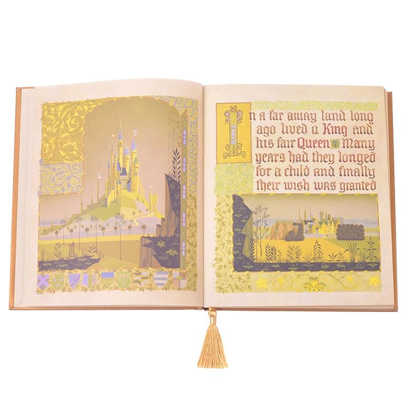 眠れる森の美女 ノートブック Walt Disney Archives Collection